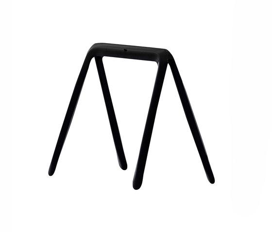 Koza   black von Zieta   Tischgestelle