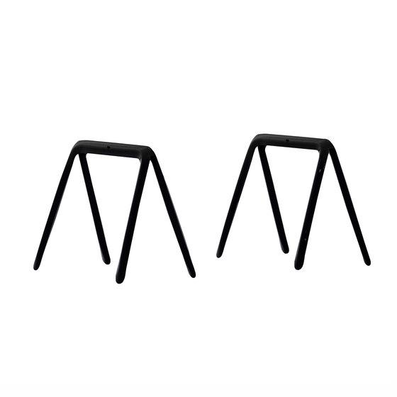 Koza | black von Zieta | Tischgestelle