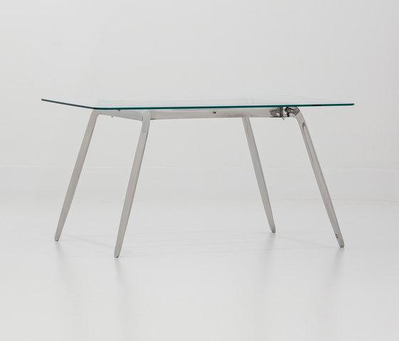Koziol | inox steel de Zieta | Tables polyvalentes