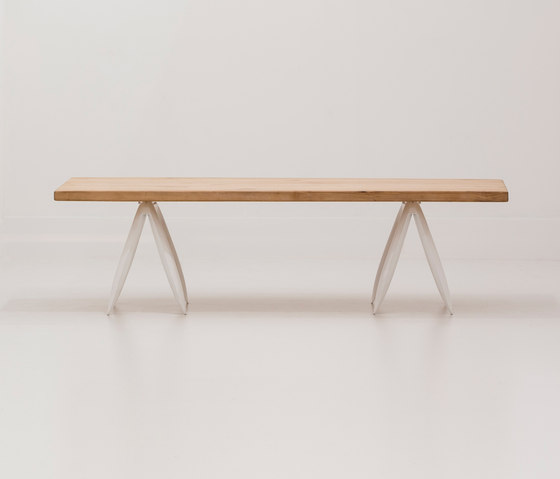 Kozka | white by Zieta | Waiting area benches