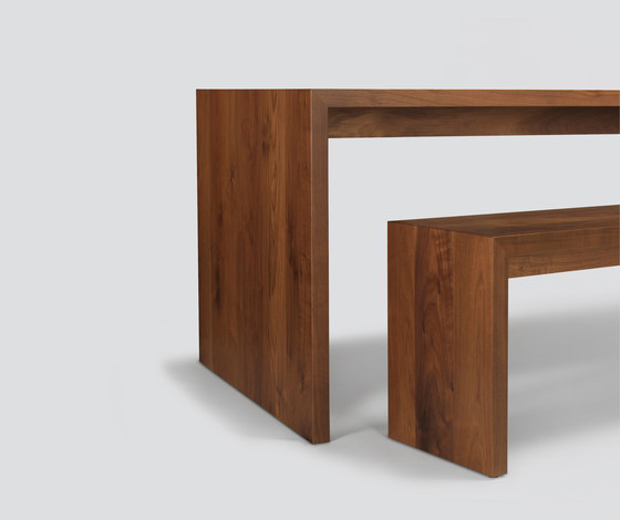 lineground community table by Skram | Dining tables