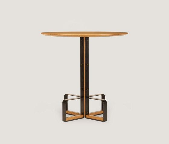 piedmont café table de Skram | Mesas de bistro