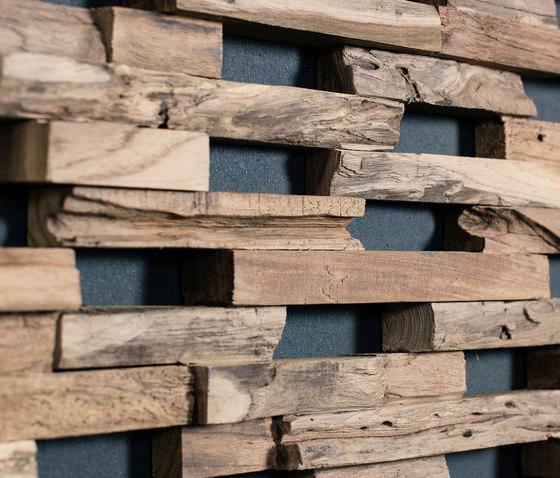 Train by Wonderwall Studios   Wood panels / Wood fibre panels