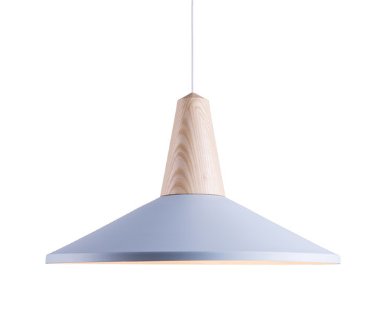 Eikon Shell Ash Ice Blue by SCHNEID | General lighting