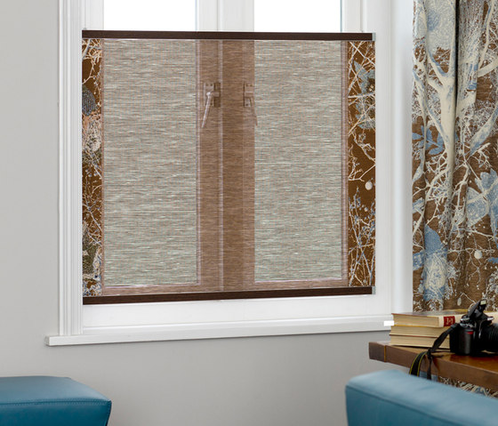 Flow | P03 de Wood & Washi | Tissus de décoration