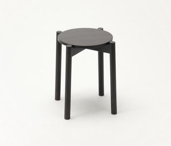 Castor Stool Plus de Karimoku New Standard | Taburetes multiusos