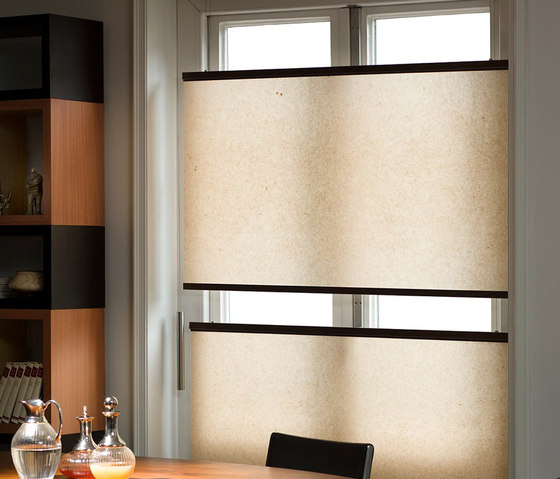 Flow Shades | AW36 by Wood & Washi | Drapery fabrics