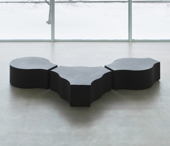 Compound Foam von Jangir Maddadi Design Bureau | Hocker