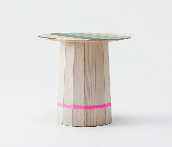 Colour Wood Colour Grid by Karimoku New Standard | Side tables