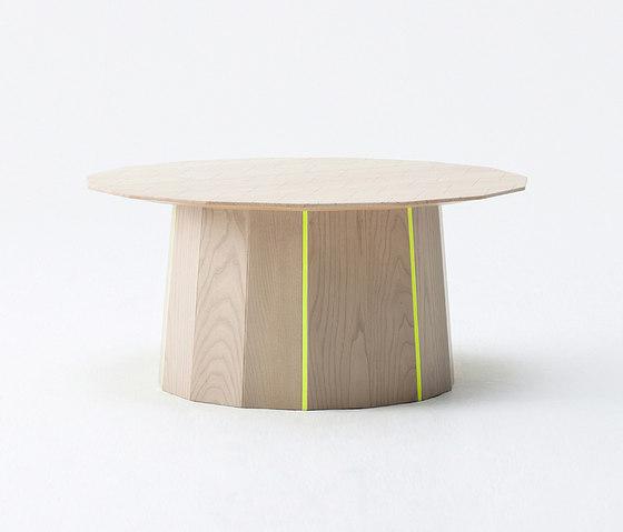 Colour Wood Plain Grid de Karimoku New Standard | Mesas de centro