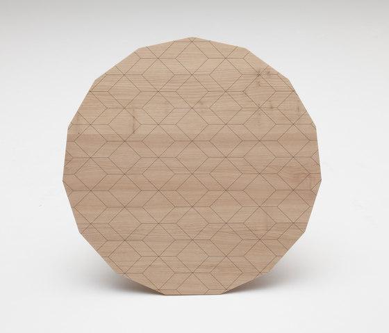 Colour Wood Plain Grid by Karimoku New Standard | Coffee tables