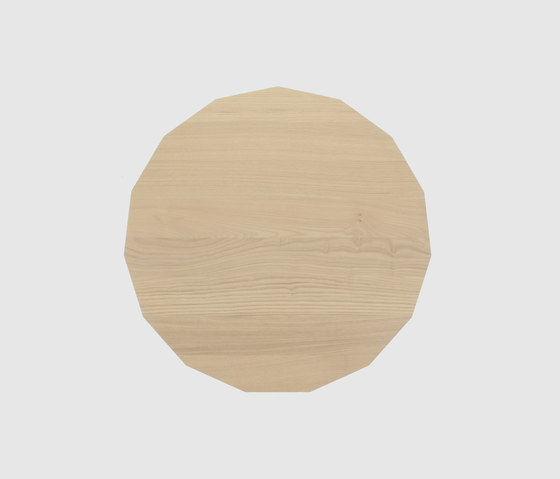 Colour Wood Plain Medium by Karimoku New Standard | Side tables