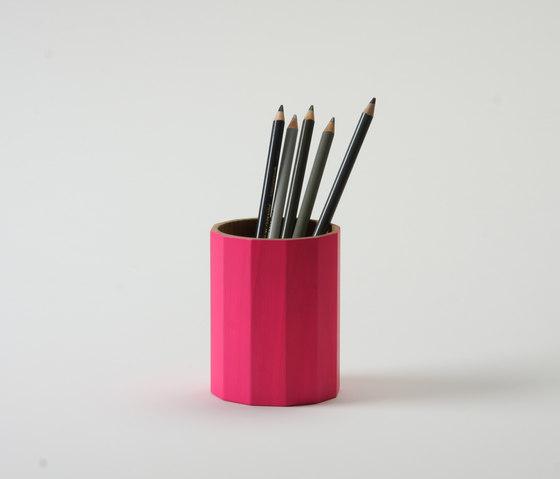 Colour Bin Small by Karimoku New Standard | Pen holders