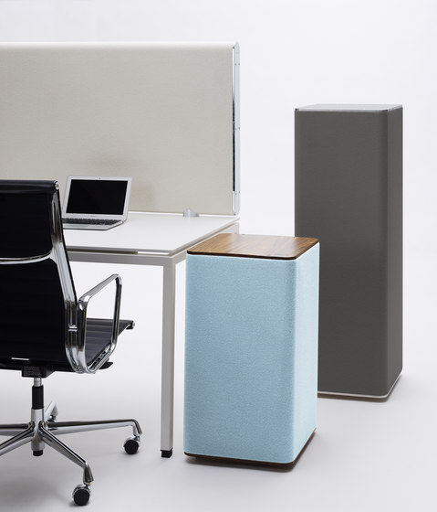 RELAX 040 by Ydol | Sound absorbing freestanding systems