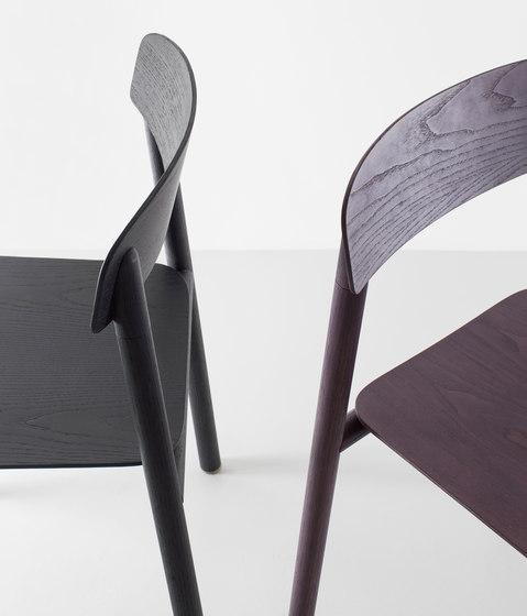 Profile By STATTMANN NEUE MOEBEL Chair Bench Chair