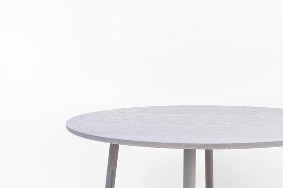 Profile Table Round 122 di Stattmann | Tavoli pranzo
