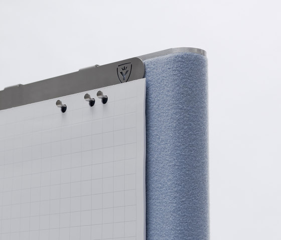 RELAX 074 | 139 Flipchart holder by Ydol | Privacy screen