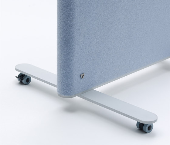 RELAX 074 | 139 Foot with wheels by Ydol | Room divider