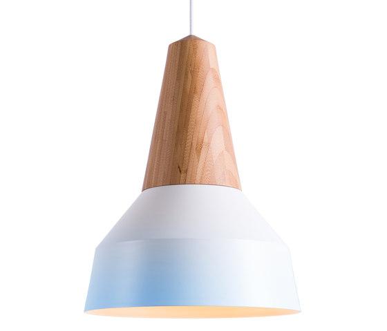 Eikon Bamboo Basic Icebluefade by SCHNEID | General lighting