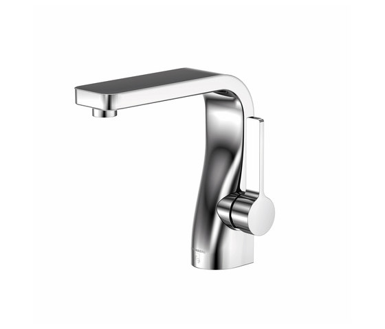 """230 1000 Single lever basin mixer with pop up waste 1 ¼"""" by Steinberg 
