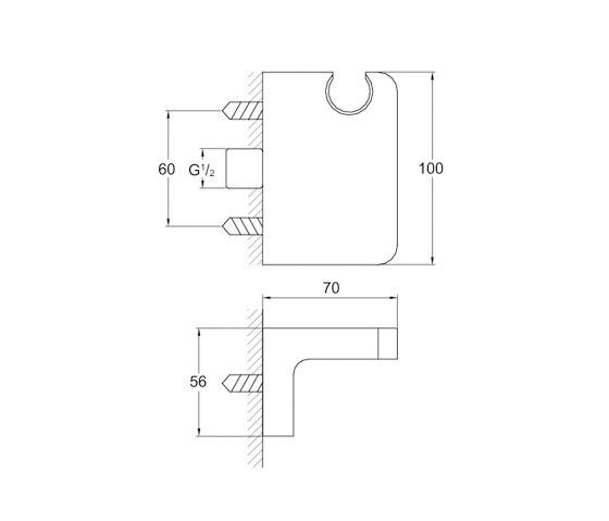 230 1650 Hand shower set by Steinberg | Shower taps / mixers