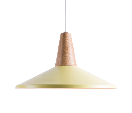 Eikon Shell Oak Light Yellow by SCHNEID | General lighting