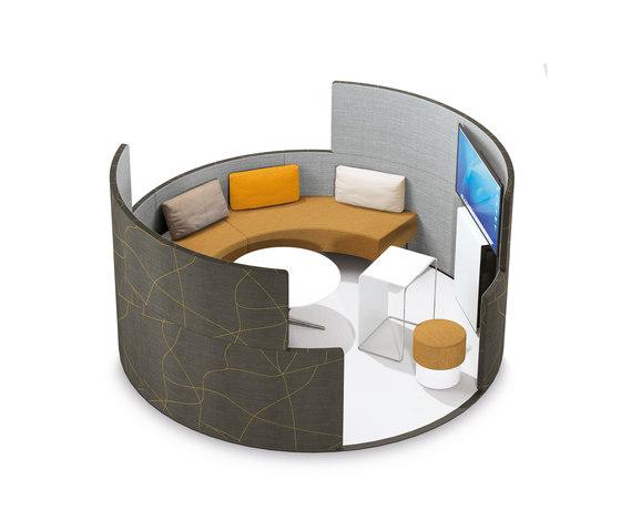 Parcs | Toguna Circle von Bene | Raumsysteme