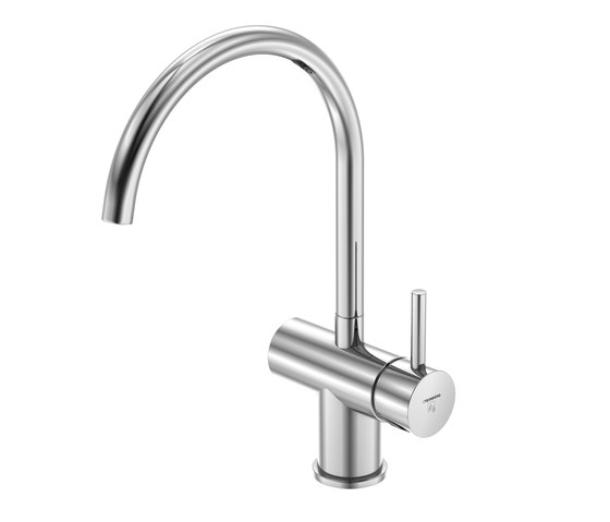 100 1400 Single lever sink mixer by Steinberg | Kitchen taps