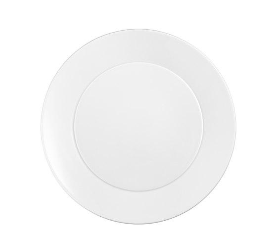 AURÉOLE Dinner plate by FÜRSTENBERG | Dinnerware