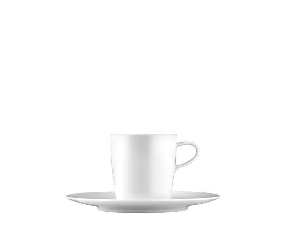 AURÉOLE Coffee cup, saucer by FÜRSTENBERG | Dinnerware