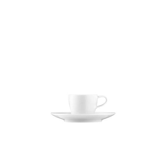 AURÉOLE Espresso cup, saucer by FÜRSTENBERG | Dinnerware