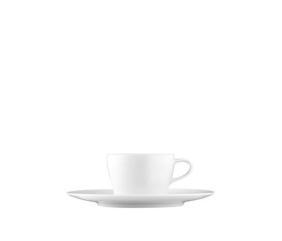 AURÉOLE Tea cup, saucer by FÜRSTENBERG | Dinnerware