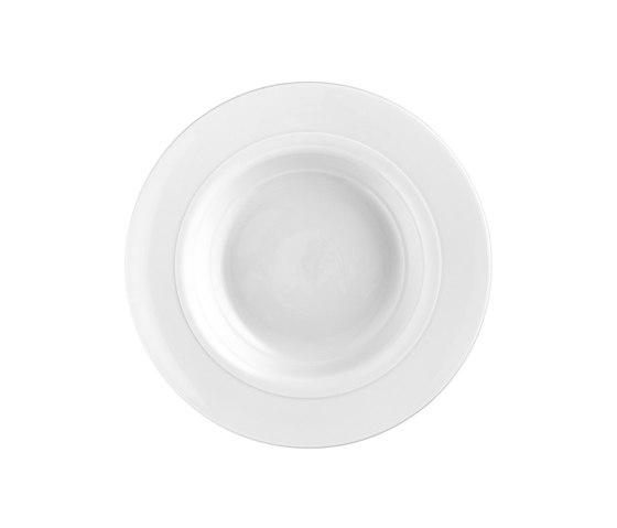 AURÉOLE Soup plate by FÜRSTENBERG | Dinnerware