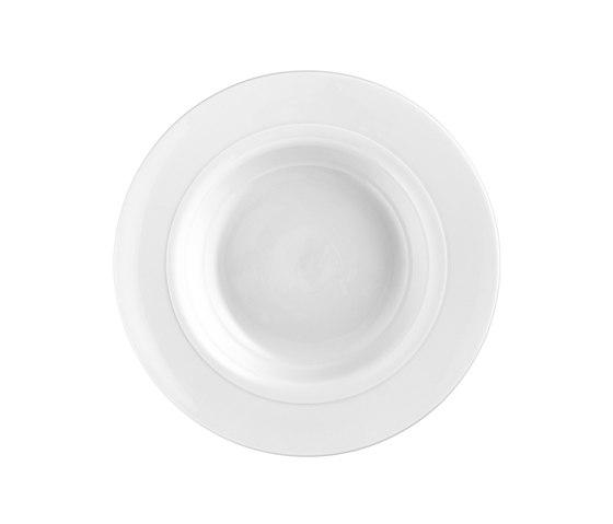 AURÉOLE Pasta plate by FÜRSTENBERG | Dinnerware