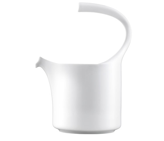 AURÉOLE Teapot with tea strainer by FÜRSTENBERG | Dinnerware