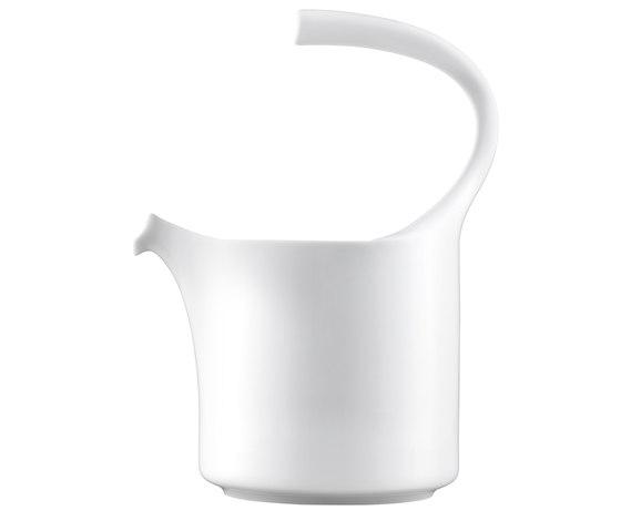 AURÉOLE Teekanne mit Teesieb von FÜRSTENBERG | Geschirr
