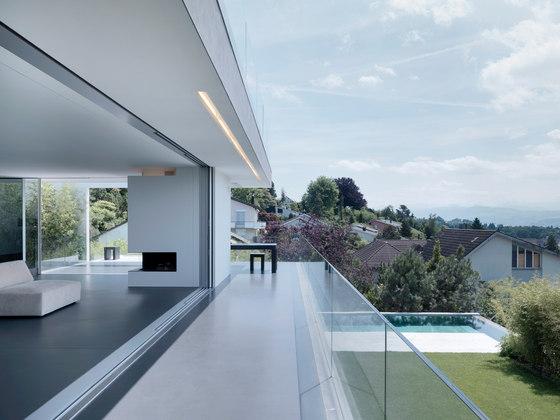 Litefront all glass ballustrade by Sky-Frame | Balustrades