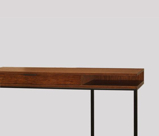 wishbone drawer desk by Skram | Desks