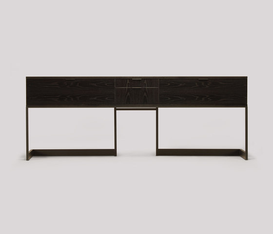 wishbone office container by Skram | Console tables