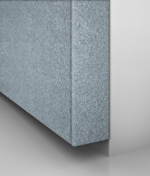 RELAX Wallcovering by Ydol | Sound absorbing fabric systems