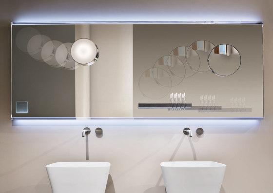 Ego di MAKRO | Specchi da bagno