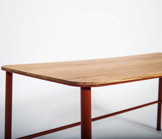Adam Low Table Large by Frama | Lounge tables
