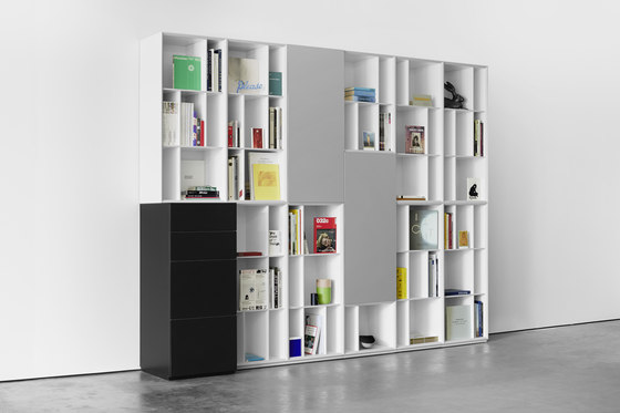 Alea Living by Kettnaker | Shelving