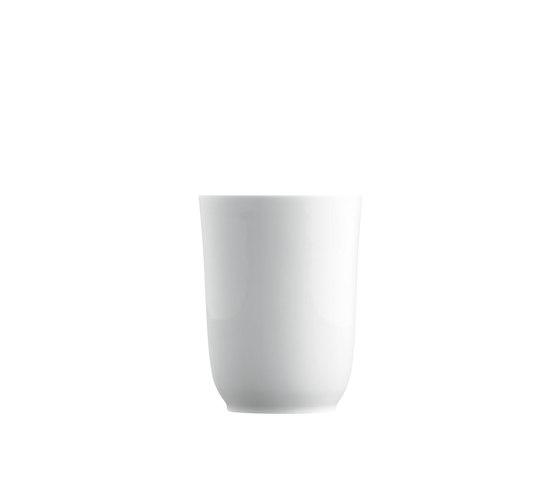 WAGENFELD WEISS Mug by FÜRSTENBERG | Dinnerware