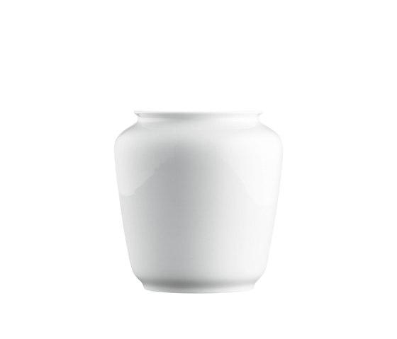 WAGENFELD WEISS Vase by FÜRSTENBERG | Vases