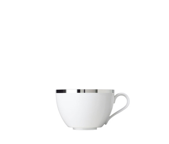 MY CHINA! TREASURE PLATINUM Cappuccino cup by FÜRSTENBERG | Dinnerware