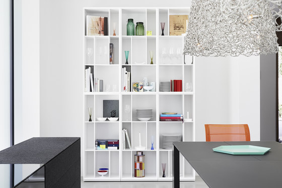 Alea Living by Kettnaker | Shelving systems