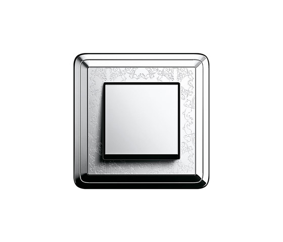 ClassiX chrome by Gira | Two-way switches
