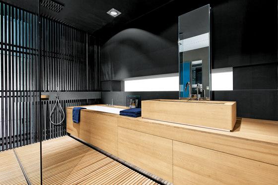Bathtub - Washbasin - Shower System by MAKRO | Bathtubs
