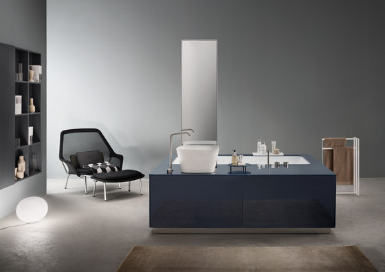 Bathtub - Washbasin System by MAKRO | Bathtubs
